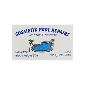 Cosmetic Pool Repairs